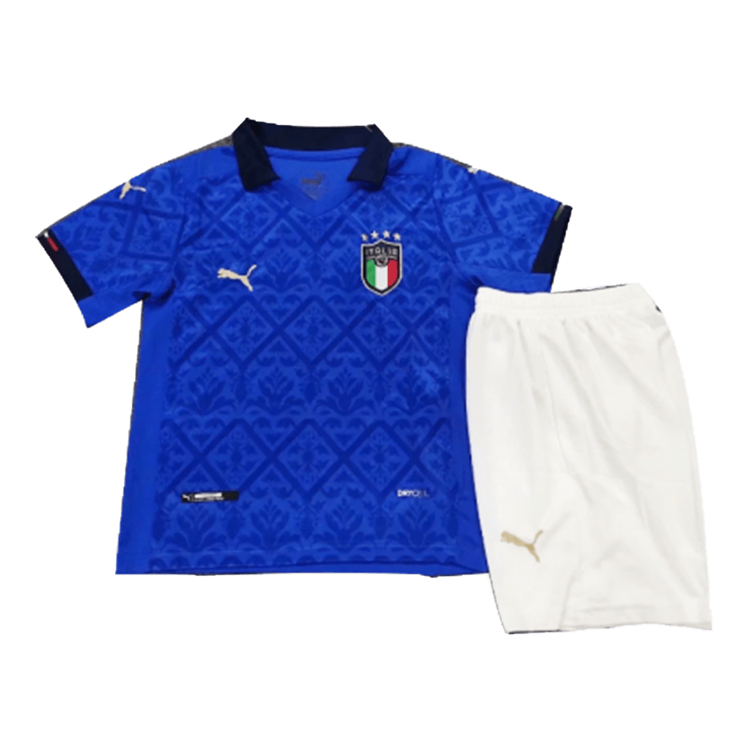 Italy Home Jersey Kit 2020