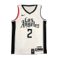 Los Angeles Clippers Kawhi Leonard #2 NBA Jersey Swingman 2020/21 Nike - White - City