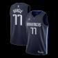 Dallas Mavericks Luka Doncic #77 NBA Jersey Swingman 2020/21 Jordan - Navy - Statement