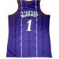 Toronto Raptors McGrady #1 NBA Jersey 1998/99 Mitchell & Ness - Purple - Classic