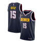 Denver Nuggets Nikola Jokic #15 NBA Jersey Swingman Nike - Navy - Icon