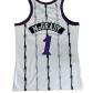 Toronto Raptors McGrady #1 NBA Jersey Swingman 1998/99 Mitchell & Ness - White - Classic