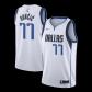 Dallas Mavericks Luka Doncic #77 NBA Jersey Swingman 2020/21 Nike - White - Association