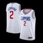 Los Angeles Clippers Kawhi Leonard #2 NBA Jersey Swingman 2019/20 Nike - White - Association