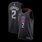 Los Angeles Clippers Kawhi Leonard #2 NBA Jersey Swingman Nike - Black