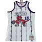 Toronto Raptors Vince Carter #15 NBA Jersey Swingman 1998/99 Mitchell & Ness - White - Classic