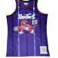 Toronto Raptors Vince Carter #15 NBA Jersey 1998/99 Mitchell & Ness - Purple - Classic