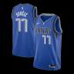 Dallas Mavericks Luka Doncic #77 NBA Jersey Swingman 2020/21 Nike - Royal - Icon