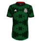 Mexico Home Jersey 2021-Green