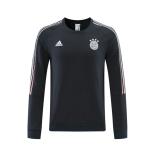 Real Madrid Round Neck Sweater 2021/22 - Black