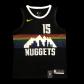 Denver Nuggets Nikola Jokic #15 NBA Jersey Swingman Nike - Black - City