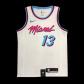 Miami Heat Adebayo #13 NBA Jersey Swingman 2019/20 Nike White - City