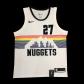Denver Nuggets Murray #27 NBA Jersey Swingman Nike White - City