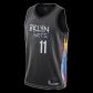 Brooklyn Nets Kyrie Irving #11 NBA Jersey Swingman 2020/21 Nike - Black - City