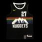 Denver Nuggets Jamal Murray #27 NBA Jersey Swingman Nike - Black - City