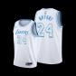 Los Angeles Lakers Kobe Bryant #24 NBA Jersey Swingman 2020/21 Nike - White - City