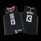 Los Angeles Clippers Paul George #13 NBA Jersey Swingman Nike - Black