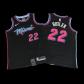 Miami Heat Jimmy Butler #22 NBA Jersey Swingman 2019/20 Nike - Black - City