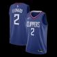 Los Angeles Clippers Kawhi Leonard #2 NBA Jersey Swingman 2019/20 Nike - Blue - Icon