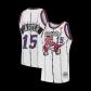 Toronto Raptors Raptors #15 NBA Jersey Swingman Nike - White - Icon