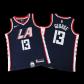 Los Angeles Clippers Paul George #13 NBA Jersey Swingman Nike - Blue - City