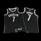 Brooklyn Nets Kevin Durant #7 NBA Jersey Swingman 2019/20 Nike - Black - Icon