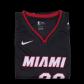 Miami Heat Jimmy Butler #22 NBA Jersey Swingman 2020/21 Nike - Black - Icon