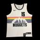 Denver Nuggets Nikola Jokic #15 NBA Jersey Swingman Nike - White - City