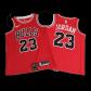 Chicago Bulls Michael Jordan #23 NBA Jersey Swingman Nike - Red