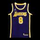Los Angeles Lakers Kobe Bryant #8 NBA Jersey Swingman 2020/21 Jordan - Purple - Statement