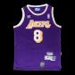Los Angeles Lakers Kobe Bryant #8 NBA Jersey Nike - Purple