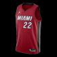 Miami Heat Jimmy Butler #22 NBA Jersey Swingman 2020/21 Jordan - Red - Statement