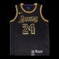 Los Angeles Lakers Kobe Bryant #24 NBA Jersey Swingman Nike - Black