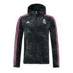 Real Madrid Windbreaker 2021/22 - Black