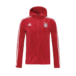 Bayern Munich Windbreaker 2021/22 - Red