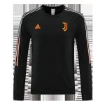 Juventus Round Neck Sweater 2021/22 - Black