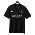 PSG X Balmain Training Jersey 21/22-Black