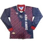 Ajax Away Jersey Retro 1995/96 - Long Sleeve