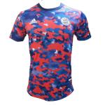 Bayern Munich Pre Match Jersey Authentic 2021/22 - Red&Blue