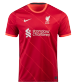 Liverpool Home Soccer Jersey 2021/22