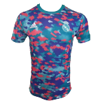 Real Madrid Pre Match Jersey Authentic 2021/22 - Red&Blue