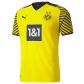 Borussia Dortmund Home Jersey 2021/22
