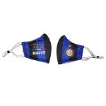 Inter Milan Soccer Face Mask - Blue&Black