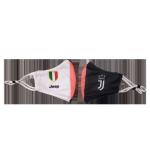 Juventus Soccer Face Mask - Black&White