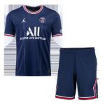 PSG Home Jersey Kit 2021/22 (Jersey+Shorts)