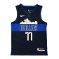 Dallas Mavericks Doncic #77 NBA Jersey Nike Blue
