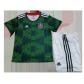 Mexico Home Jersey Kit 2021 Kids (Jersey+Shorts)