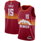 Denver Nuggets Nikola Jokic #15 NBA Jersey Swingman 2020/21 Nike Red - City