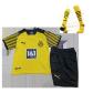 Borussia Dortmund Home Jersey Kit 2021/22 Kids(Jersey+Shorts+Socks)