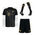 Bayern Munich Away Jersey Kit 2021/22(Jersey+Shorts+Socks)